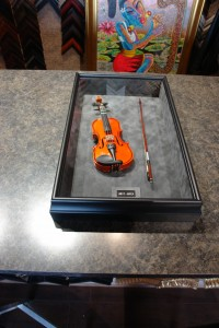 Your child's first violin